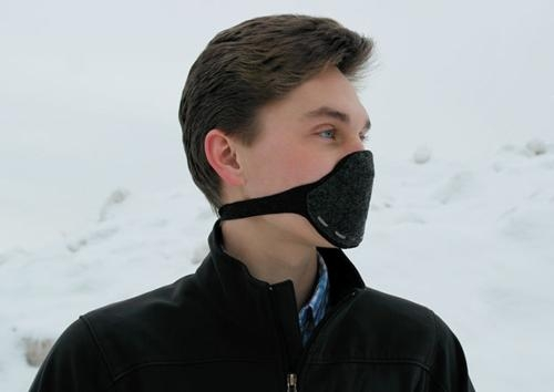 Student Using $25,000 Prize to Develop Thermal Mask